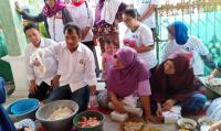 Gelar Pelatihan, Caleg Perindo Beri Kunci Rahasia Kuliner Enak ke Masyarakat Bekasi