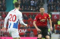 Matic Akui Man United Keteteran Hadapi Brighton di Menit Akhir