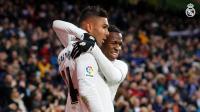 Bawa Real Madrid Raih Tiga Poin, Solari Puji Casemiro