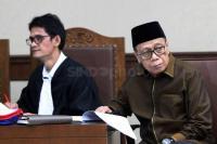 Perantara Suap Eks Anggota DPR Amin Santono Dituntut 5,5 Tahun Penjara