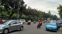 Jam Pulang Kerja, Arus Lalu Lintas di Ruas Jalan Ibu Kota Masih Lancar