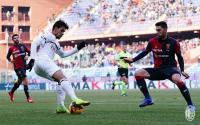 AC Milan Tumbangkan Genoa Dua Gol Tanpa Balas