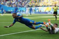 Neymar Geram Disebut Tukang Diving