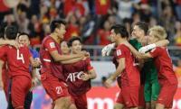 Kesatuan Tim Jadi Kunci Vietnam Melaju ke Perempatfinal Piala Asia 2019