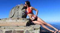 """""""Pendaki Berbikini"""" Taiwan Ditemukan Tewas Kedinginan Setelah Kecelakaan di Gunung"""