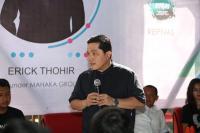 Kisi-Kisi Debat Dihapus, Erick Thohir: Kami Fleksibel