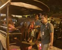 Hendak Mengemis, Anak Jalanan Terciduk Diantar Pakai Motor Seharga Puluhan Juta Rupiah