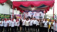 Resmikan Kantor Baru, Partai Perindo Siap Garap Suara di Medan Timur