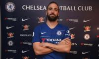 Higuain Mengaku Bermimpi Bermain di Liga Inggris Sejak Kecil