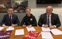 Barcelona Resmi Dapatkan Frenkie De Jong dari Ajax