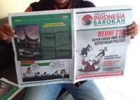 Tabloid Indonesia Barokah Tersebar di 7 Masjid, Bawaslu Surakarta Bertindak
