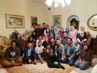Mahasiswa Indonesia di Rusia Belajar Menulis Bareng Asma Nadia