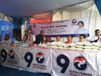 Bazar Murah Kartini Perindo Bikin Warga Tangerang <i>Happy</i>