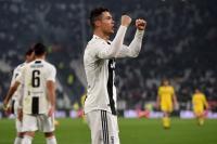 Bobol Gawang Frosinone, Ronaldo Samai Rekor Gol Legenda Juventus