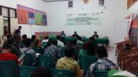 Tunanetra Minta KPU Manado Sosialisasi Caleg Mantan Koruptor