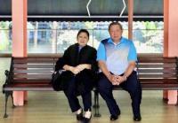 Fokus Jaga Ani Yudhoyono, SBY Tinggalkan Aktivitas Kampanye