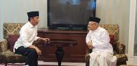Dukung Jokowi, Ma'ruf Amin Bakal Hadiri Debat Kedua Capres Malam Ini