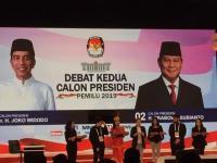 KPU Gelar Gladi Bersih Jelang Debat Capres Kedua di Hotel Sultan