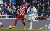 Rekor Kelam Ramos Usai Madrid Takluk dari Girona