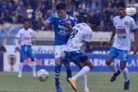 Persib Diimbangi Arema 1-1 di Leg Pertama Kratingdaeng Piala Indonesia 2018