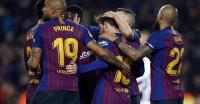 Ronaldo dan Messi Tunjukkan Kemapanan di Kompetisi Domestik 2018-2019