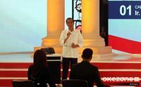 <i>Swing Voters</i> Dinilai Bakal Merapat ke Jokowi Pasca-Debat Capres Kedua