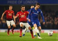 Man United Tinggalkan Chelsea 2-0 di Babak Pertama