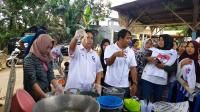 Pelatihan Cooking Class Caleg Perindo Sajikan Menu Favorit untuk Peluang Usaha