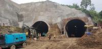 Jokowi Pamer Terowongan Nanjung untuk Perlancar Aliran Sungai Citarum Jabar