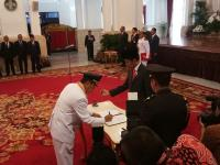 Syamsuar Janji Tak Akan Ditangkap KPK Usai Dilantik Jadi Gubernur