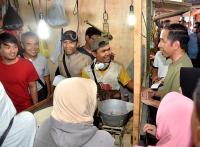 Jokowi: Kegembiraan Rakyat Adalah Kunci Kebahagiaan Saya