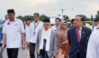 Hadir di Makassar, Ma'ruf Amin Ingin Mantapkan Kemenangan di Sulawesi Selatan