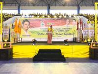 Ketum Golkar Optimis Jokowi Raih 85% Suara di NTT