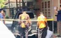 Mobil Caleg PDIP Terbakar, Diduga Dilempar Minyak Tanah
