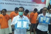 Penyelundupan 1 Kilogram Sabu Digagalkan di Bandara Ngurah Rai Bali
