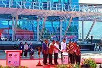 Jokowi: Semoga Perekonomian Sumut Terus Tumbuh