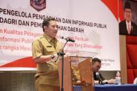 Kemendagri Minta 52 Kabupaten Kota Segera Bentuk PPID