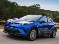 Diam-Diam Toyota Siapkan Adik untuk C-HR