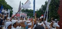 Sengketa Tanah Wakaf, Ribuan Orang Sambangi Kantor BPN Cirebon