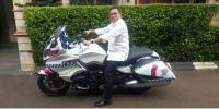 BMW K1600 Seharga Rp1,1 Miliar Bikin Menag Lukman Hakim Kepincut
