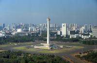 Prakiraan Cuaca: Jakarta Berawan Sepanjang Hari