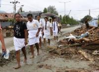 Ribuan Personel SAR Terus Bergerak Evakuasi Korban Banjir Sentani