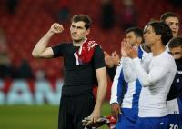 Casillas Ingin Pensiun Usia 40 Tahun Bersama Porto