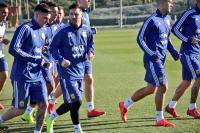 Kehadiran Messi Buat Skuad Timnas Argentina Gembira