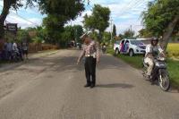 Dosen IAIN Ponorogo Tewas Terlindas Truk di Jalan Raya Siman