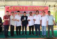 Resmikan Rumah Kerja Relawan Bengkulu, TKN: Kita Pertebal Kemenangan Jokowi-Amin