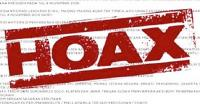 Polisi Akui Ada Penyebar Hoax yang Dilakukan Pelaku Teror