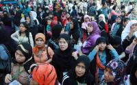 Malaysia Deportasi 76 TKI Ilegal ke Nunukan