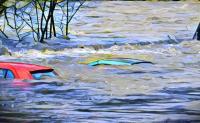 Diterjang Banjir dan Longsor, 154 Rumah dan Fasilitas Umum di Gunungkidul Rusak