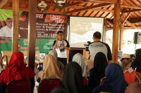 Cara Nge-Vlog bak Jokowi Ditularkan ke Milenial Pasuruan